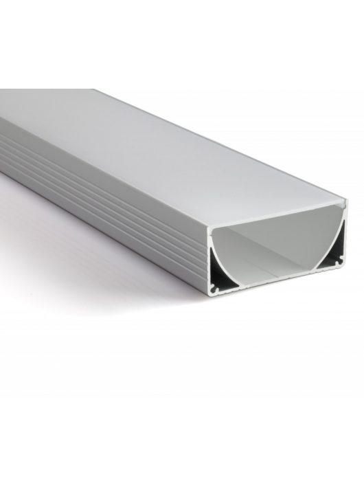 Alumínium LED profil - 200cm