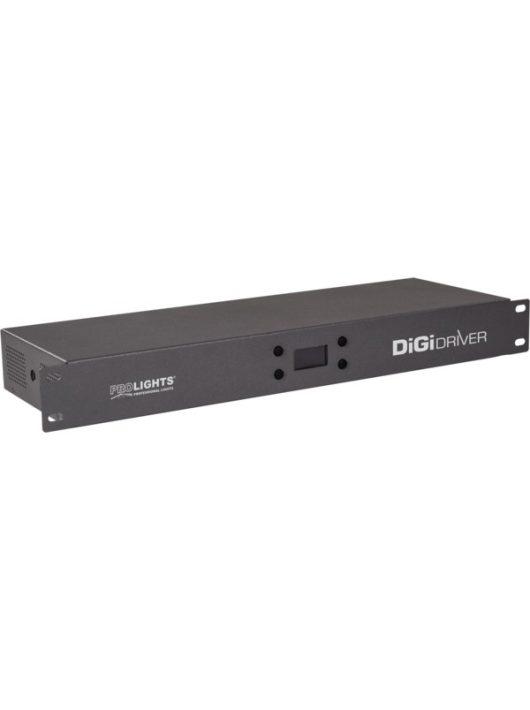 Tribe Digidriver - Fényvezérlő Digitile, Digibar, Digitube és Digistrip termékekhez