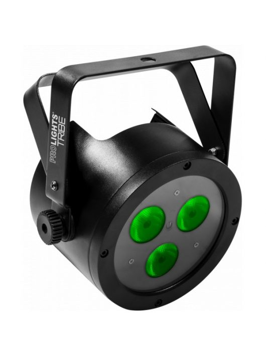 TRIBE FLAT PAR Lámpa - 3x8W RGBWAP/FC