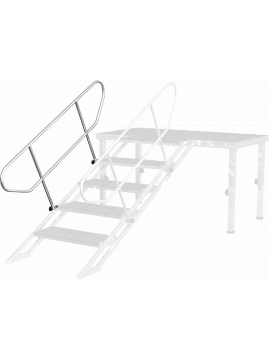 ROADSTAGE MOBILSZÍNPAD lépcső korlát